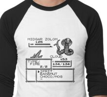 Cloud VS Midgar Zolom Men's Baseball ¾ T-Shirt