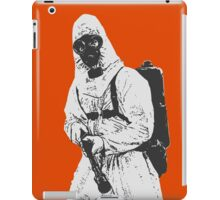Why are the good people dying? iPad Case/Skin