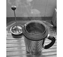Morning starter Photographic Print