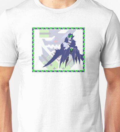 Brachydios Huntress  Unisex T-Shirt