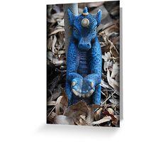 Little Dragon Greeting Card