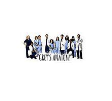 Grey's Anatomy by jlie3