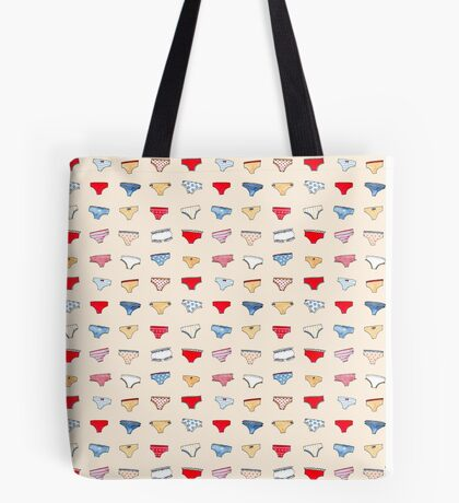 Panties ! Tote Bag