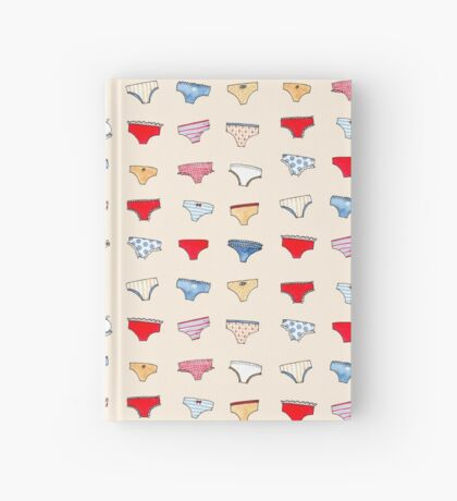 Panties ! Hardcover Journal
