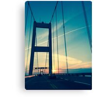 Sunset day dreams.  Canvas Print