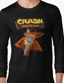 Crash Bandicoot Long Sleeve T-Shirt