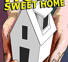 home sweet home by IanByfordArt