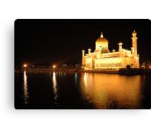 omar ali masjid Canvas Print