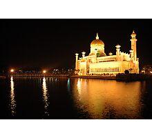 omar ali masjid Photographic Print