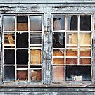 Wood in the Windows  by Ethna Gillespie
