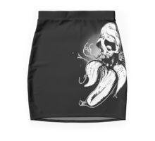 Banana Skull! Mini Skirt