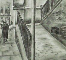 Backstreets by Alan Hogan