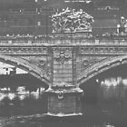 Ponte Vittorio Emanuele by Cathy  Walker