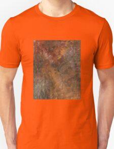 Copper Cross Unisex T-Shirt