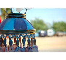 decoration lamp Photographic Print