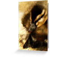 *quackers* Greeting Card