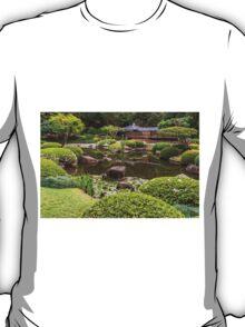 Japenese Garden  T-Shirt