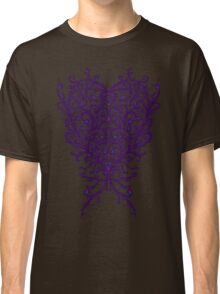 Peacock Heart Tee Light Classic T-Shirt