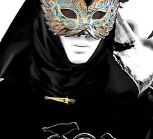 Carnival Mask 03 by Luciano Fortini
