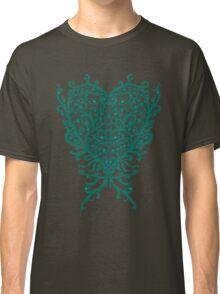 Peacock Heart Tee Dark Classic T-Shirt