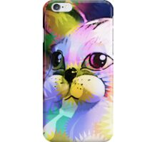 Comic Cat iPhone Case/Skin
