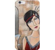 Great Catsby iPhone Case/Skin