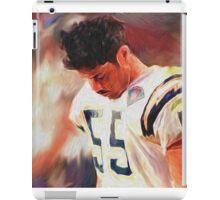 Junior Seau - Chargers - NFL iPad Case/Skin