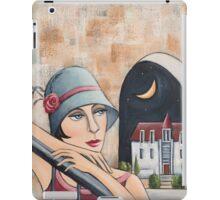 English Rose iPad Case/Skin