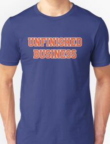 Unfinished Business (Throwback) T-Shirt