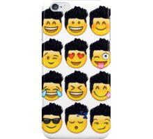 Dan Smith emojis iPhone Case/Skin