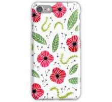 Poppies #2 iPhone Case/Skin