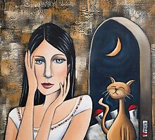 Romeow and Juliet by Tania Vorster