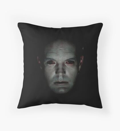 In Memory of Boris  Throw Pillow