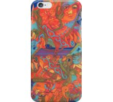 The Queen's Fire iPhone Case/Skin