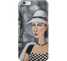 Earl Grey And Lady Grace iPhone Case/Skin