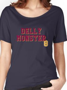 Delly Monster Women's Relaxed Fit T-Shirt