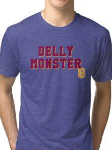 Delly Monster Tri-blend T-Shirt