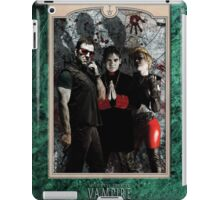 Sabbat - Green Marble iPad Case/Skin