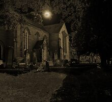 Church's Graveyard by Evita