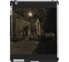 Church's Graveyard iPad Case/Skin