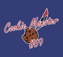 Cleveland's Cookie Monster by OhioApparel