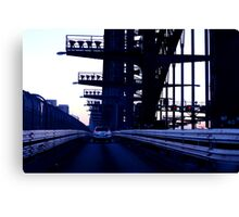 Death Star Run - Sydney Harbour Bridge Canvas Print