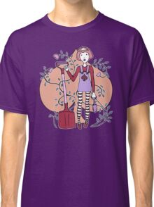 Queen of Spades Classic T-Shirt