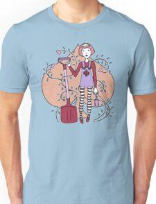 Queen of Spades Unisex T-Shirt
