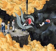 How astronauts are made by Roxanne Bee