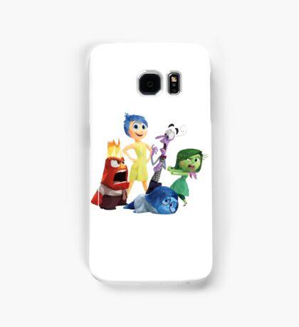 inside out Samsung Galaxy Case/Skin