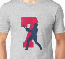 No. 7 Unisex T-Shirt