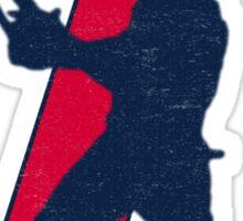 No. 7 Sticker