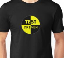 Crash Test Driven Unisex T-Shirt