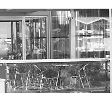 Table for two please ... Photographic Print